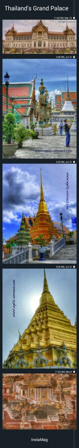Thailand's Grand Palace   Thailand Explorer: Thailand Featured Photos Web Magazine http://flip.it/8LKr8    #Thailand #flipboard #travel #traveltips #travelphotos