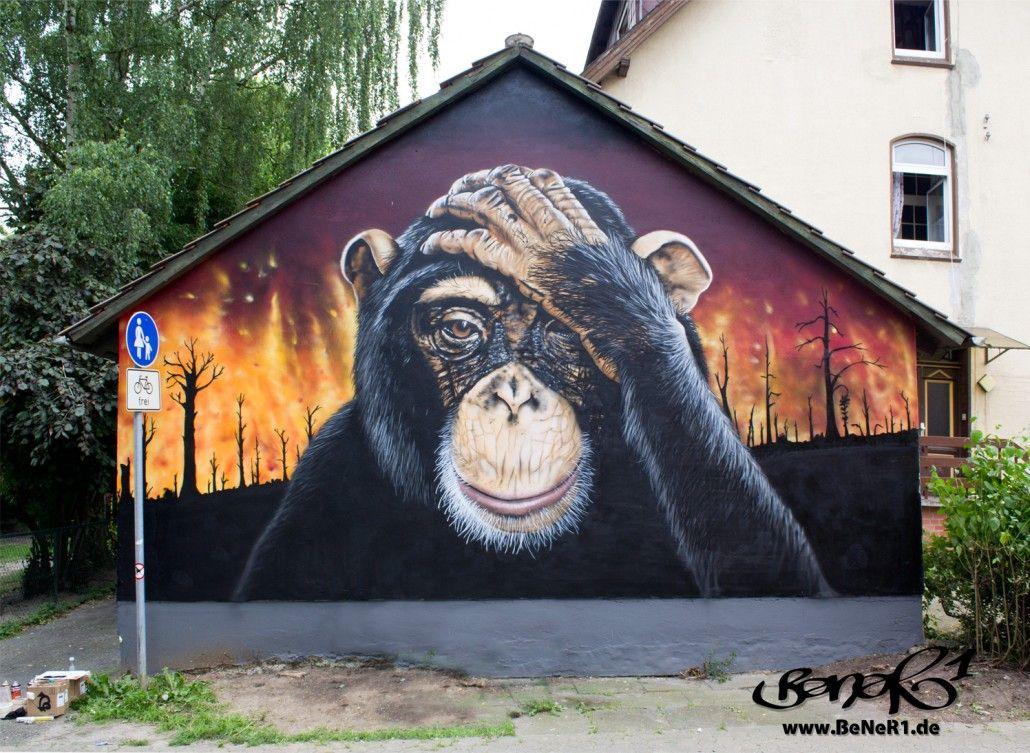 Künstler Hannover patrik wolters graffiti künstler aus hannover präsentiert seine