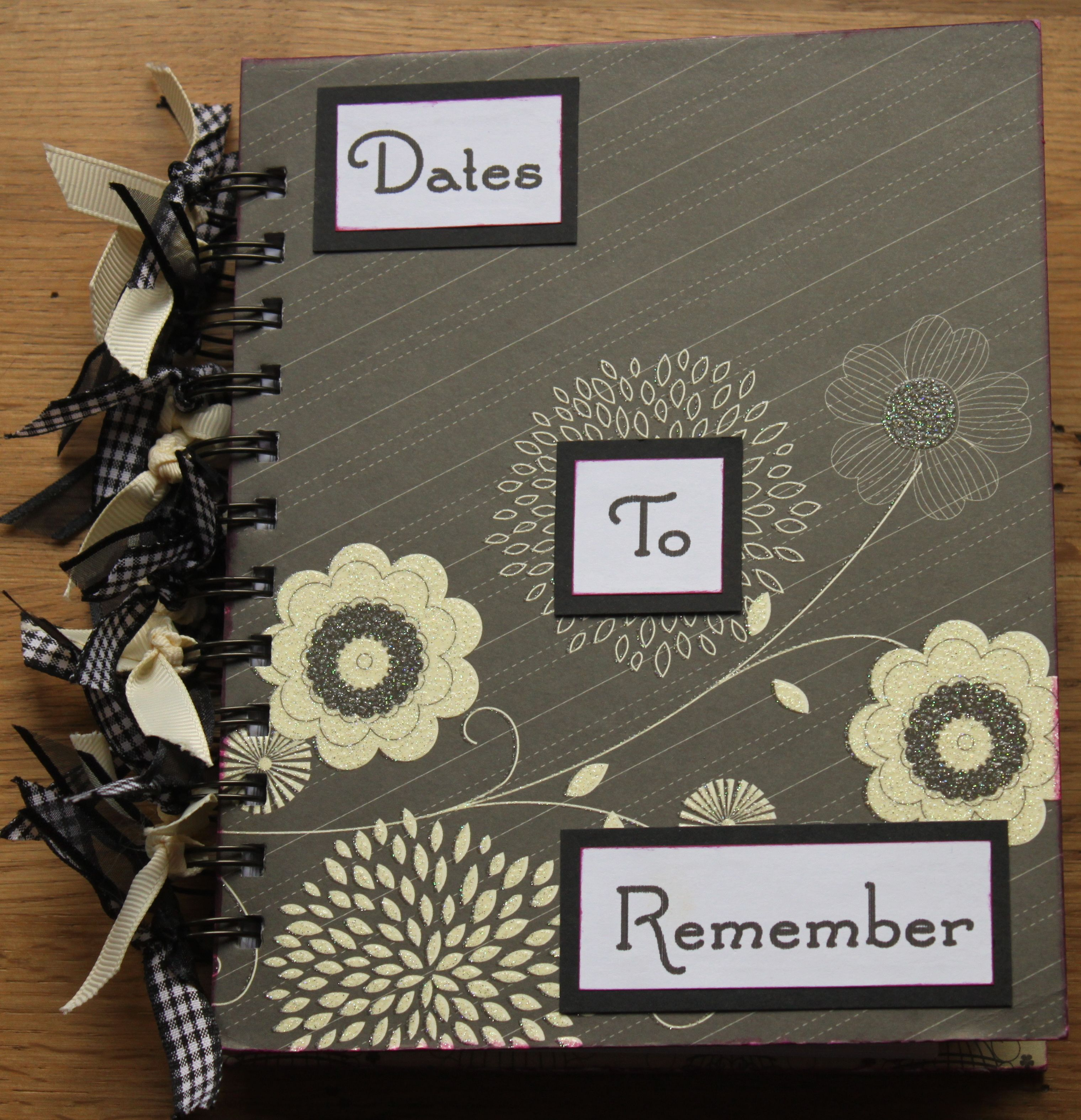 Dates To Remember book