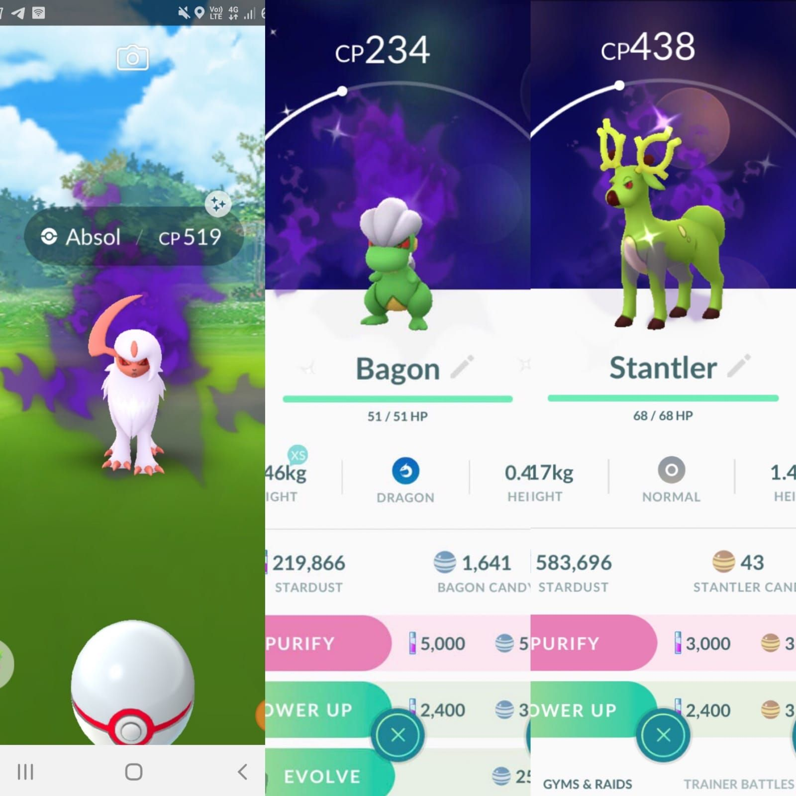 Trainers Have Reported That Team Go Rocket Leaders Sierra Cliff And Arlo Have New Pokemon Lineups And Can Reward You With Shiny Pokemon New Pokemon Pokemon
