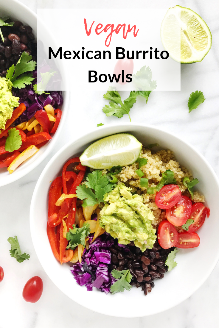 Mexican Burrito Bowl