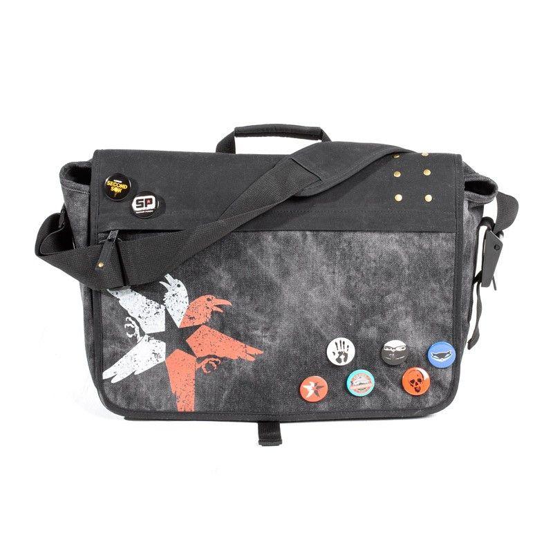 Delsin Rowe Messenger Bag Delsin rowe, Infamous second