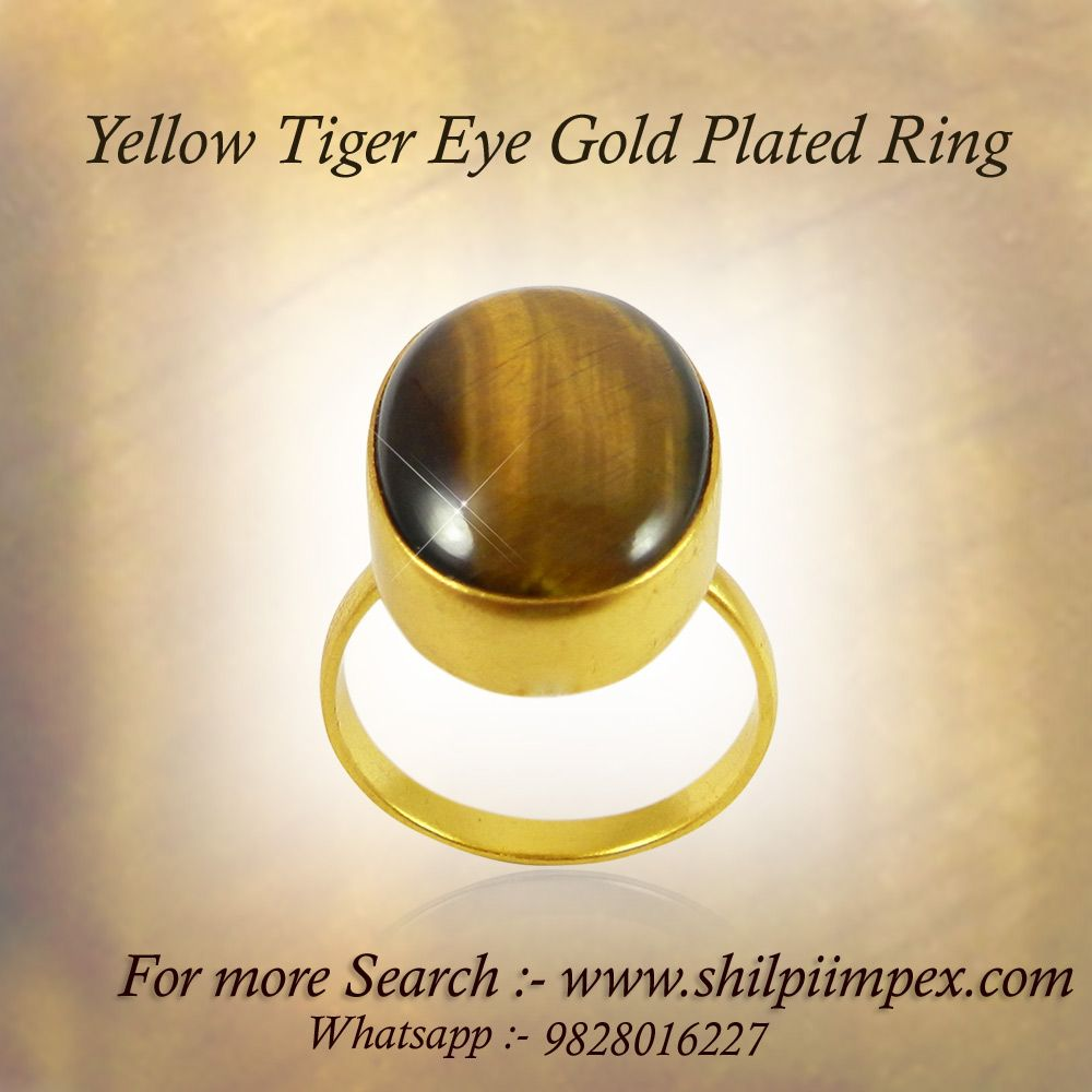 Shilpi Impex Gold Plated Brass,Aqua Chalcedony Ring,Gold Ring,Promise Rings,Oval Ring,Engagement Rings,Wedding Rings,Size 4 to 13