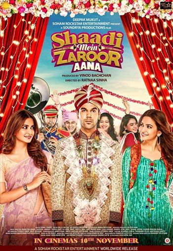Shaadi Mein Zaroor Aana 2018 Hindi 720p Download All About Movies