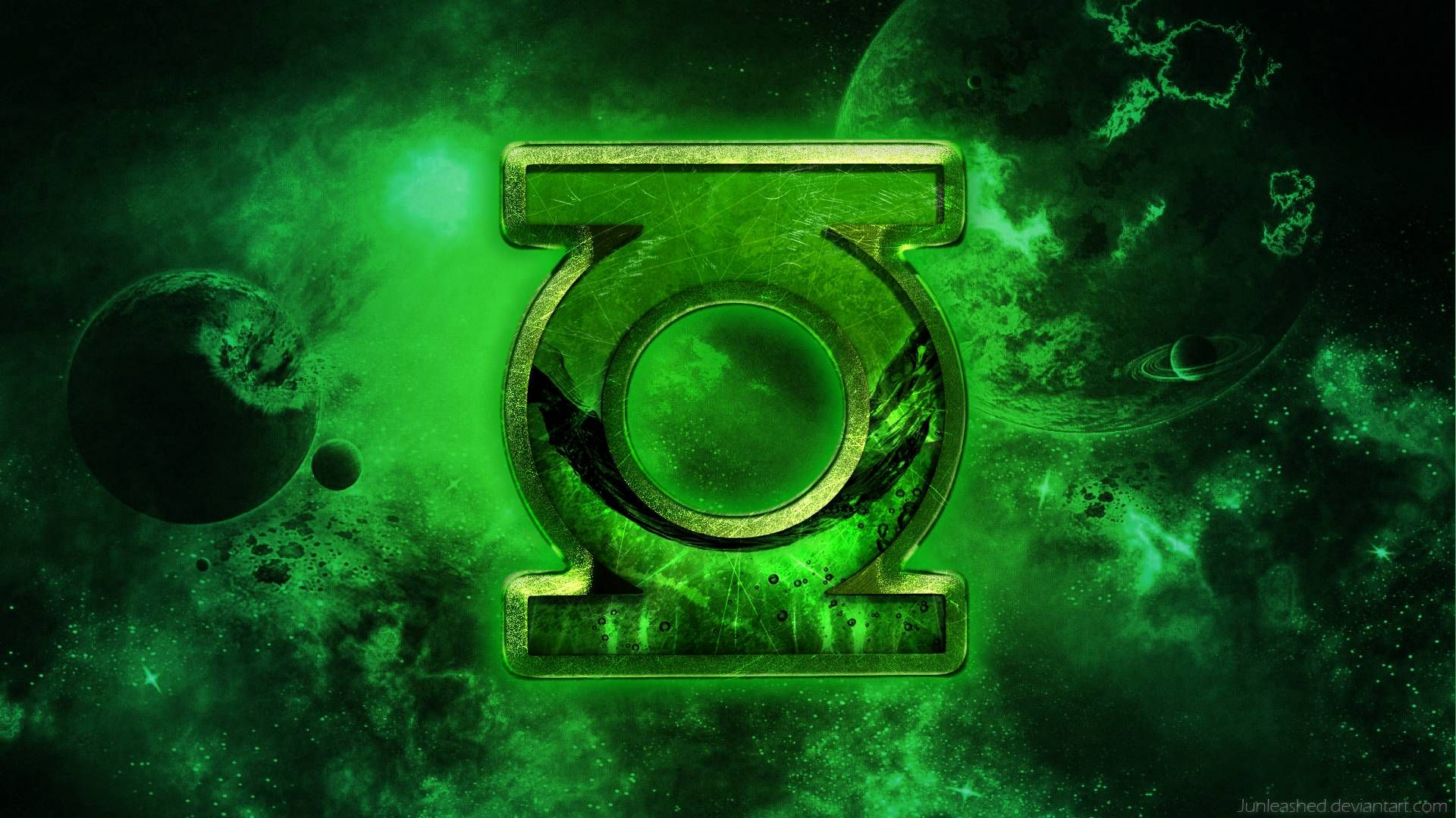 Amazing Green Lantern HD Wallpapers - SH.VM