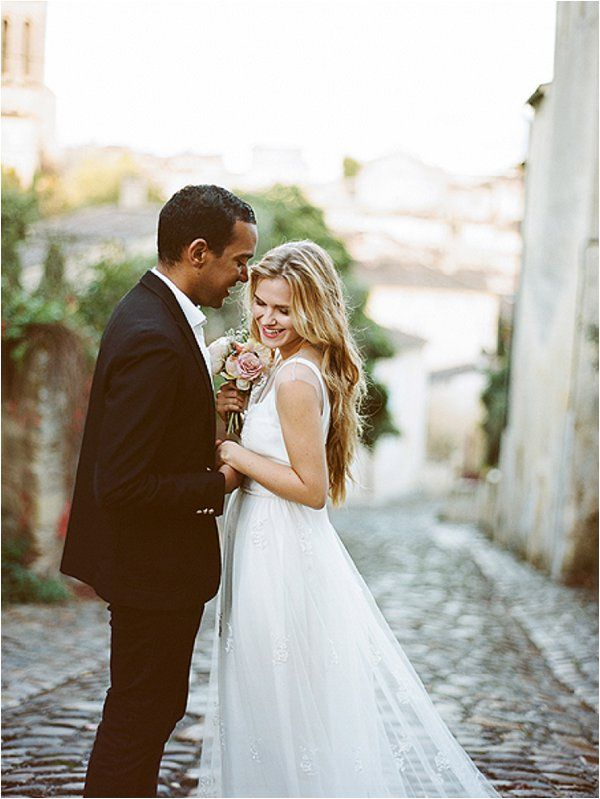 wedding in South West France