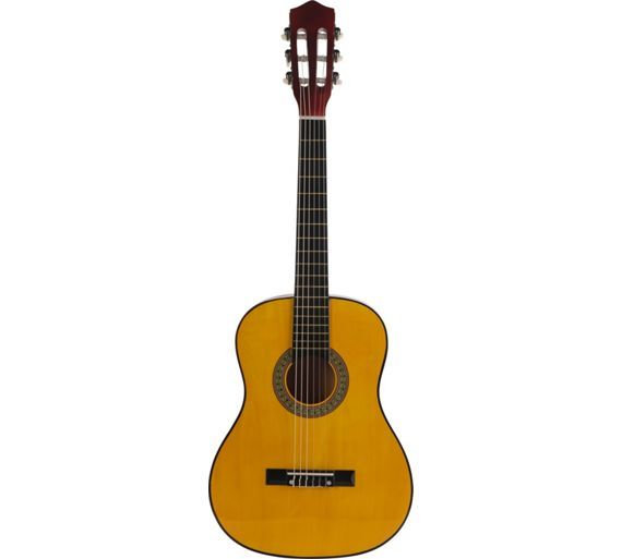 Buy Music Alley 1 2 Size Classical Acoustic Guitar Acoustic Guitars Argos Classical Acoustic Guitar Guitar Acoustic Guitar