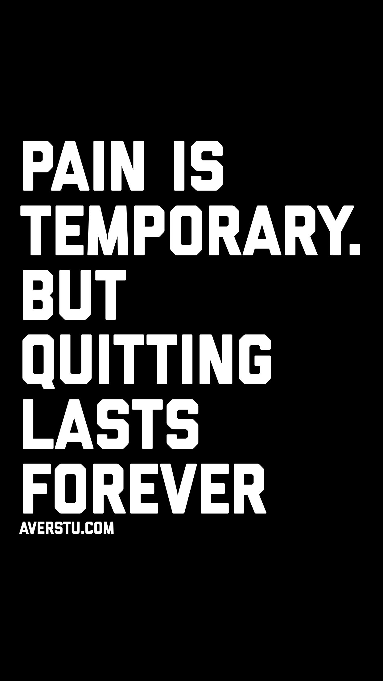Quotes Pain Is Temporary Positivity Inspiring Quotes About