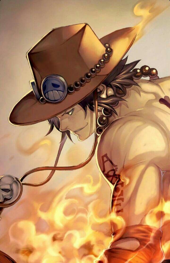 Pin By Erica Guevara On Anime One Piece Ace One Piece