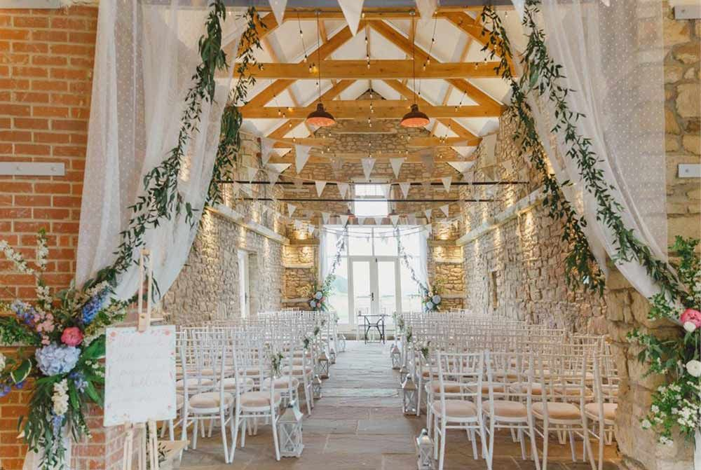 21 of the Best Rustic Farm Wedding Venues in the UK | Barn ...