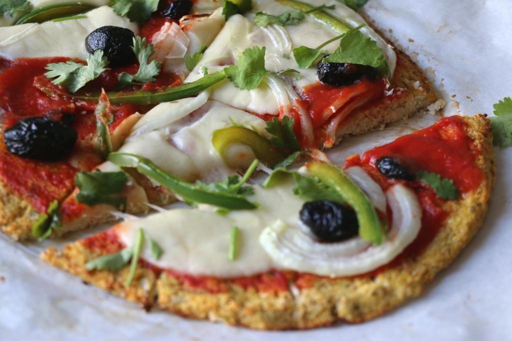 Pizza au Chou-Fleur ! | Pizza au chou-fleur, Chou fleur, Cuisson des aliments