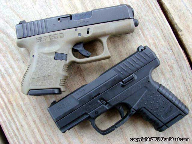 The Ultimate EDC Package: Glock 26 when your on the GO!