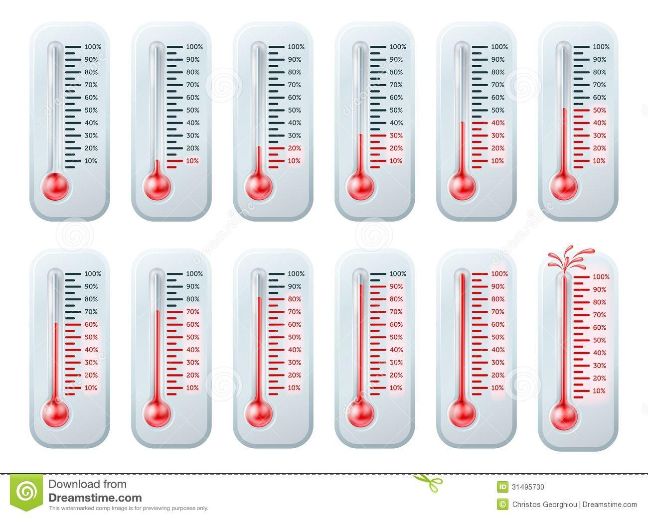 20 Arbeitsblatt Thermometer