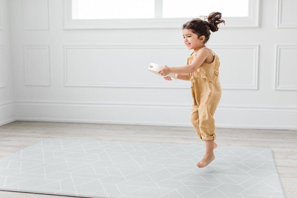 Little Bot Baby Play Mat Ofie Mat Oracle Zen Line In 2020 Baby Play Mat Baby Play Baby Floor Mat