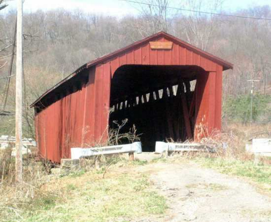 Covered bridges - with photos! - around S.E. Ohio and the rest of the U.S.