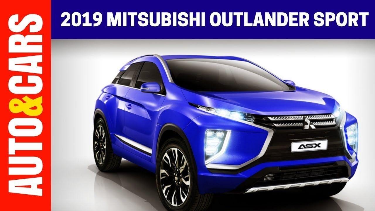 2019 Mitsubishi Outlander Msrp Exterior Car Review 2019
