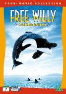 Free Willy - The Collection (4 disc) - DVD - Elokuvat - CDON.COM
