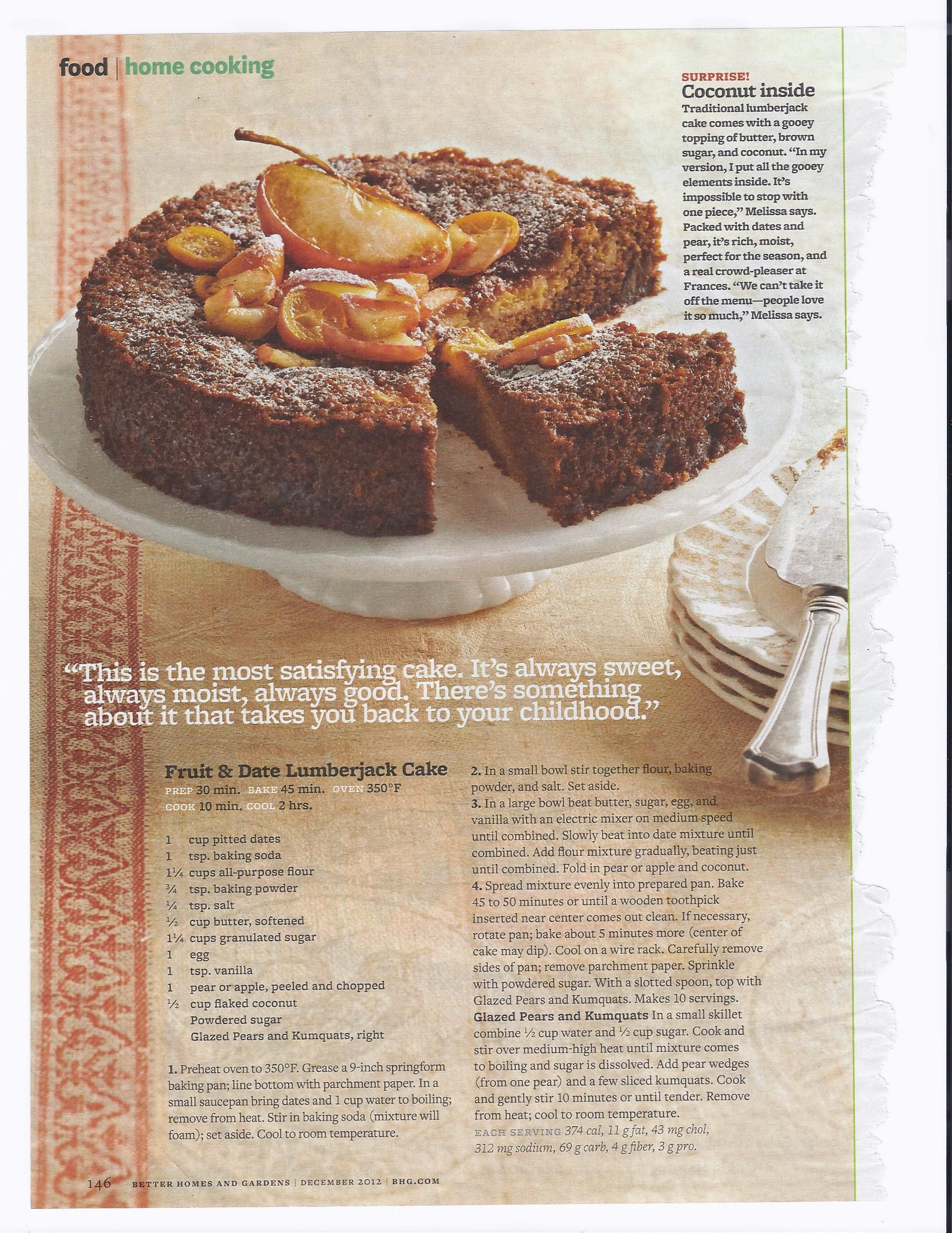e1b3ba51e16a02ab12111507e3cff1ee - Lumberjack Cake Better Homes And Gardens