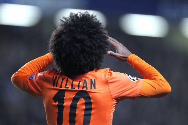 Brazilian Willian