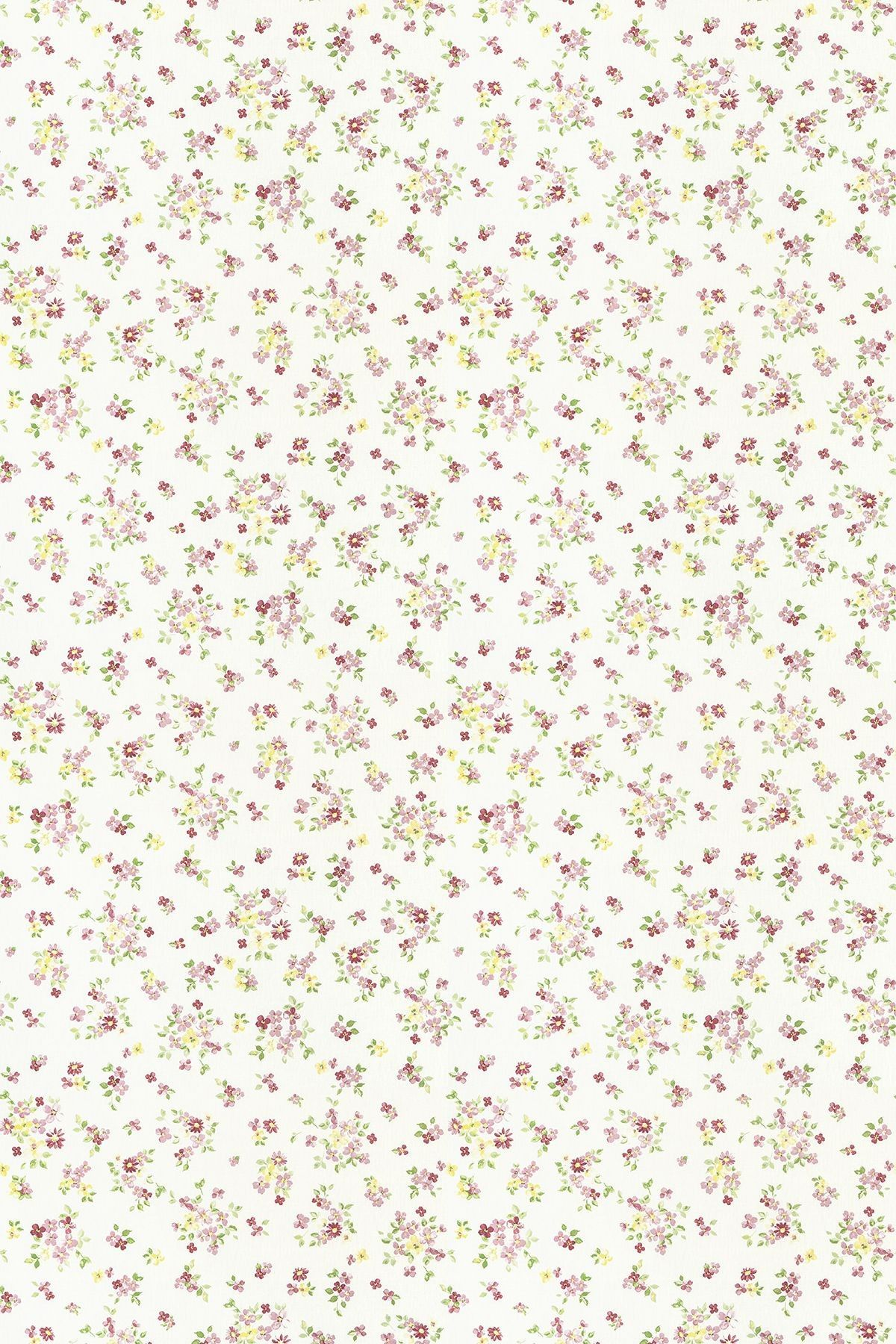 Shown in the chintz colourway red pink green and yellow on cream please request a sample for true colour match