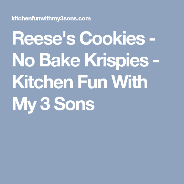No Bake Rice Krispies Wedding Cake Recipe: Kitchen Fun With My 3