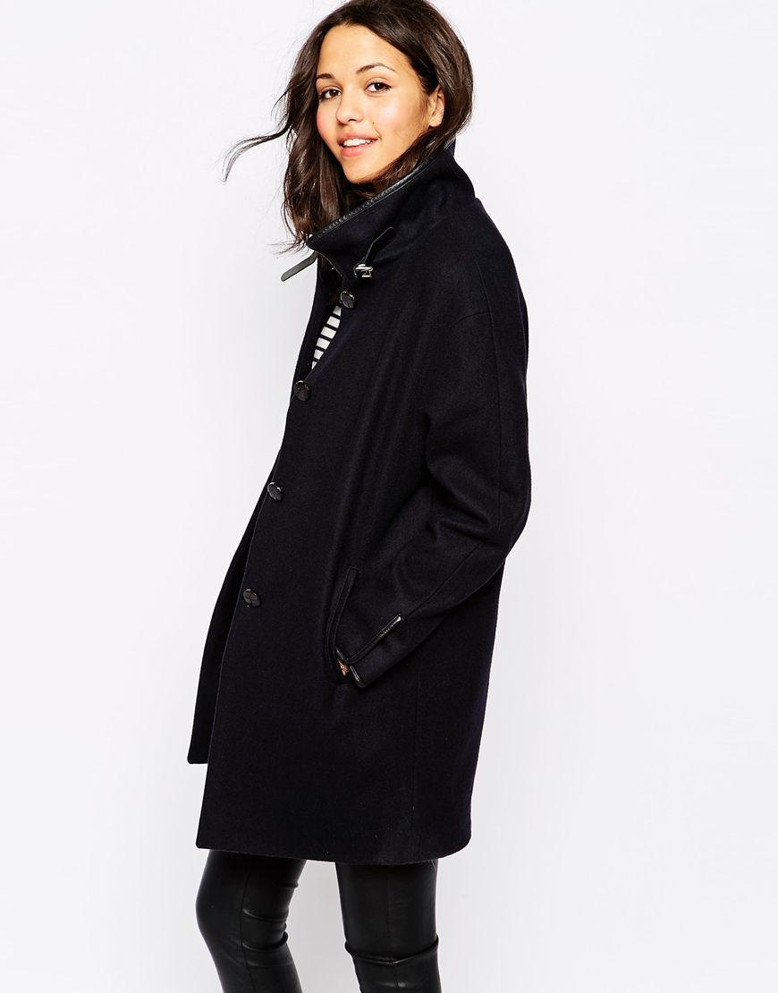 Mantel wolle reinigen