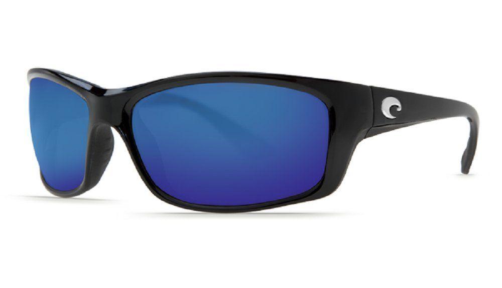Costa Del Mar Jose 580G Black /Blue Polarized Sunglasses