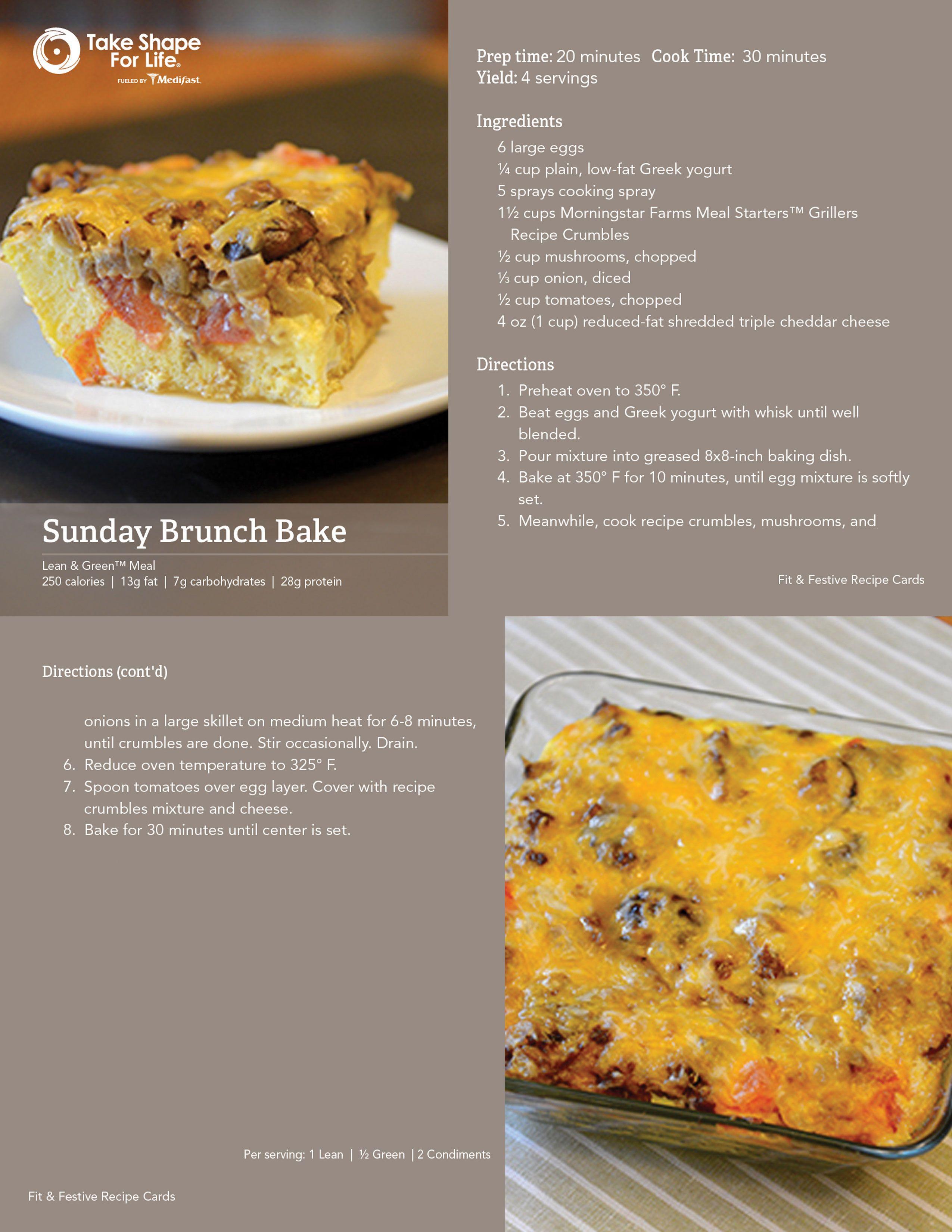 recipe: sunday brunch bake [12]