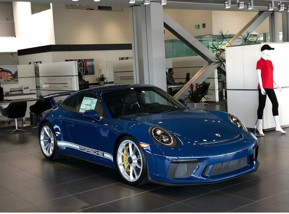 Pts Phantom Blue Porsche Porsche Replica Porsche Cars Classic Porsche