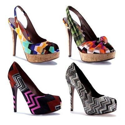 Zapatos Missoni