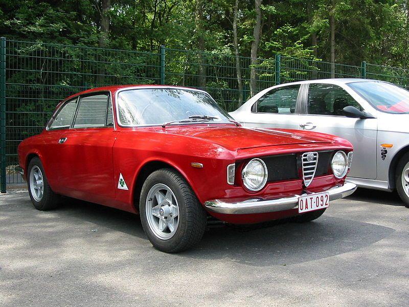 Alfa Romeo Junior GT CARS Alfa romeo junior, Alfa romeo, Alfa