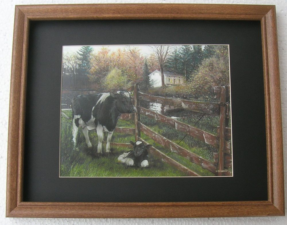 Cow pictures farm animals framed country pictures prints 11 x 14 cow pictures farm animals framed country pictures prints 11 x 14 jeuxipadfo Choice Image