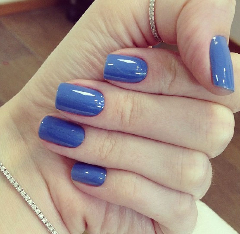 esmalte azul | Uñas azules, Uñas, Arte de uñas