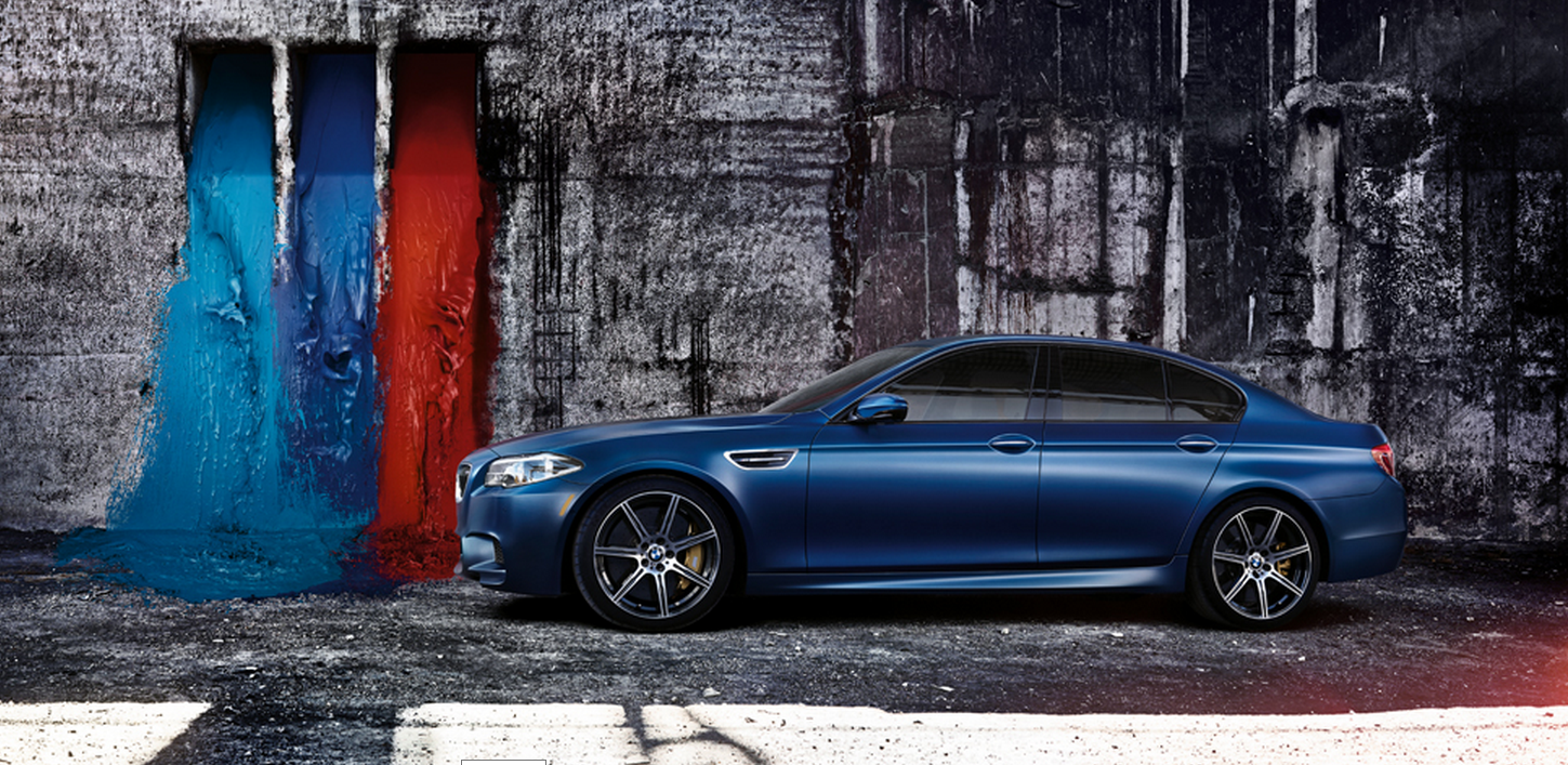 BMW M5 High Performance Cars For Sale Since 1985 BMW M GmbH ...