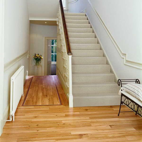 Floor Changes Direction Not Sure I Like Floor Design Wood Floors Types Of Wood Flooring