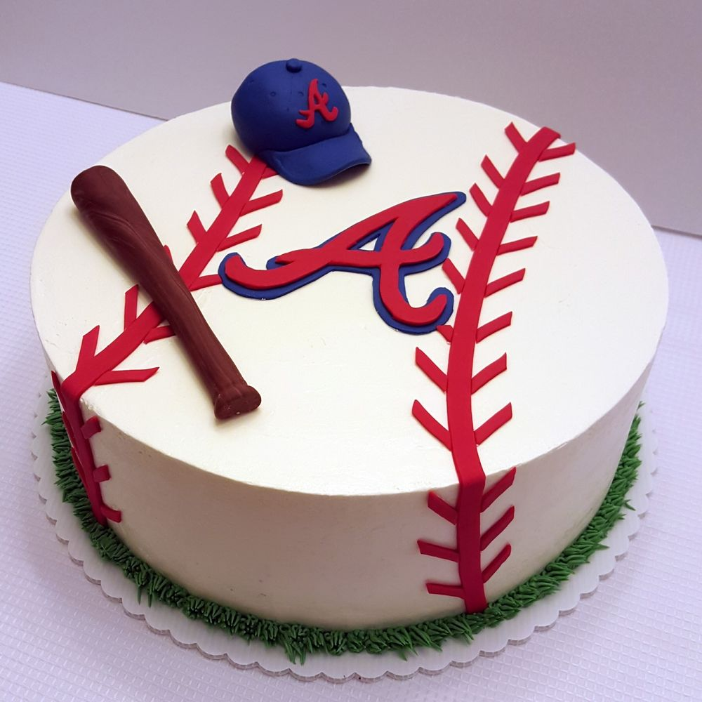 Birthday Cake, Baseball