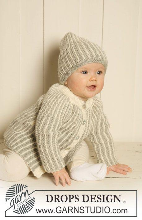 Free Pattern   Strikke & Hækle   Pinterest   Ganchillo, Ropa bebe og ...