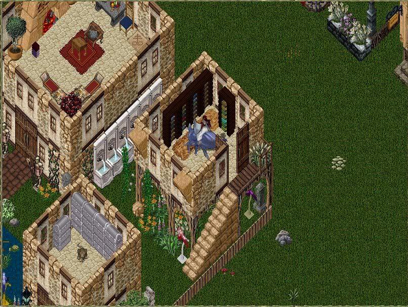 Ultima Online House Design Ideas Part 89