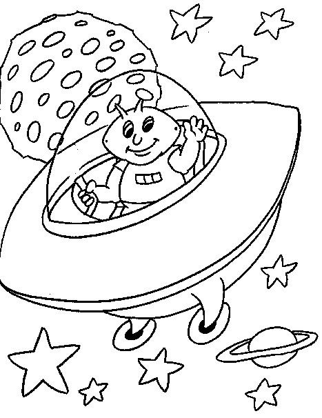 knutselen ruimtevaart - google zoeken | ruimte | pinterest | searching - Scientist Coloring Pages Print