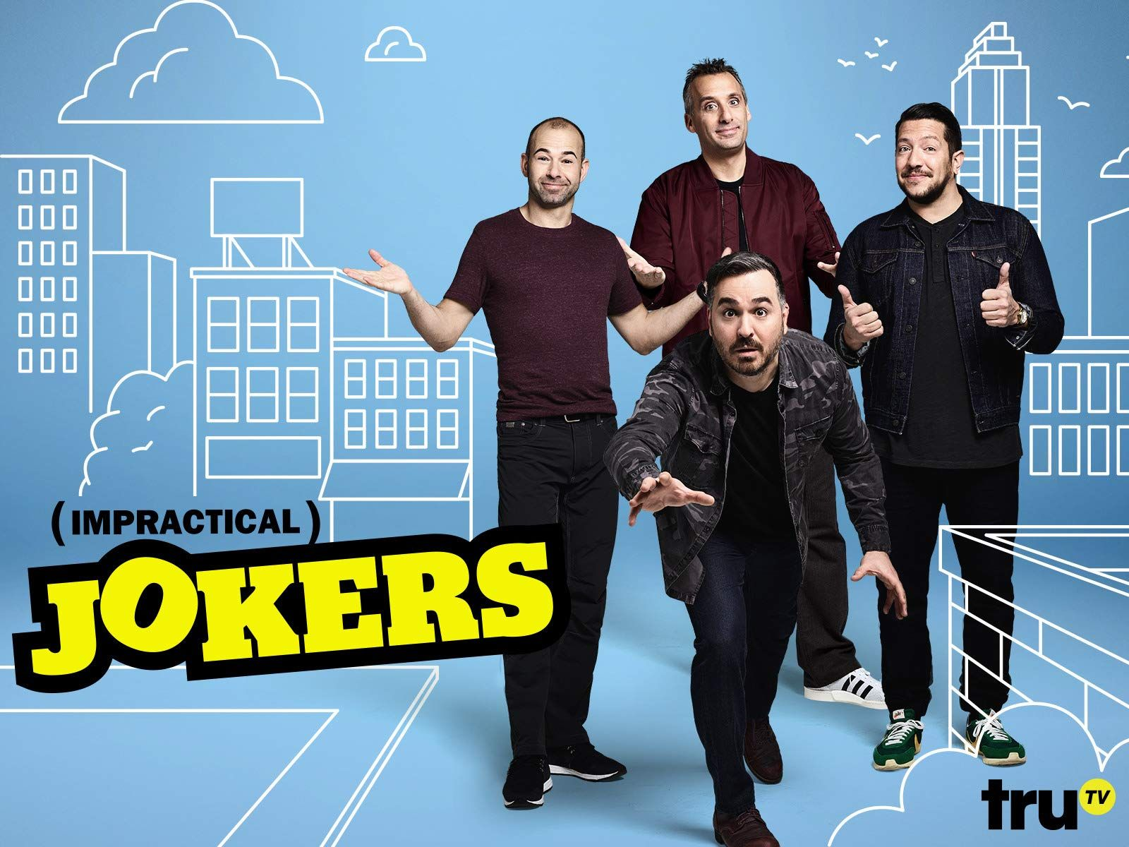 Impractical Jokers Season 8 Episode 16 The Prize Fighter