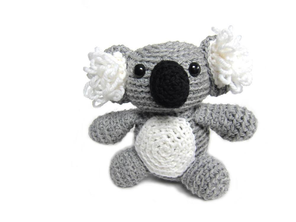 Free Amigurumi Koala Pattern : Amigurumi koala free crochet patterns and diy crafts