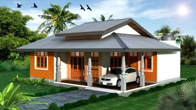 Sri lanka houses plans
