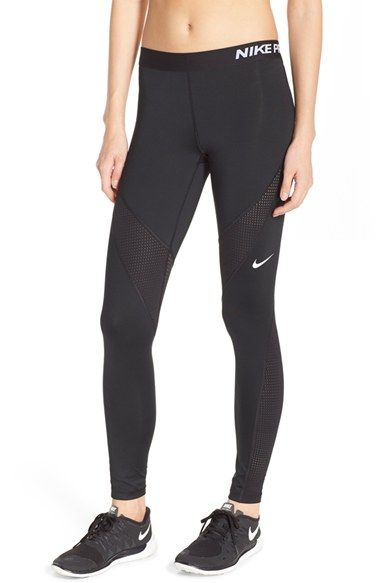 check out a8fd0 55df8 Nike  Pro Hypercool  Tights available at  Nordstrom