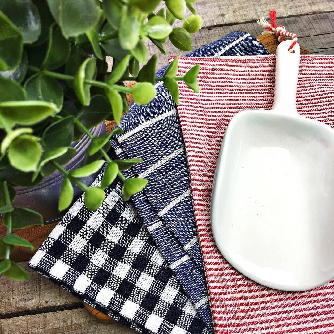 Freckled Hen Farmhouse (With images) Dish cloths, Dish