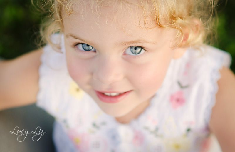 Children's Summer Photo Shoot  2 year old Abby   Lucy Liz Images