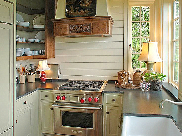 Best Mountain Kitchen In Cashiers Love The Wood Small 400 x 300
