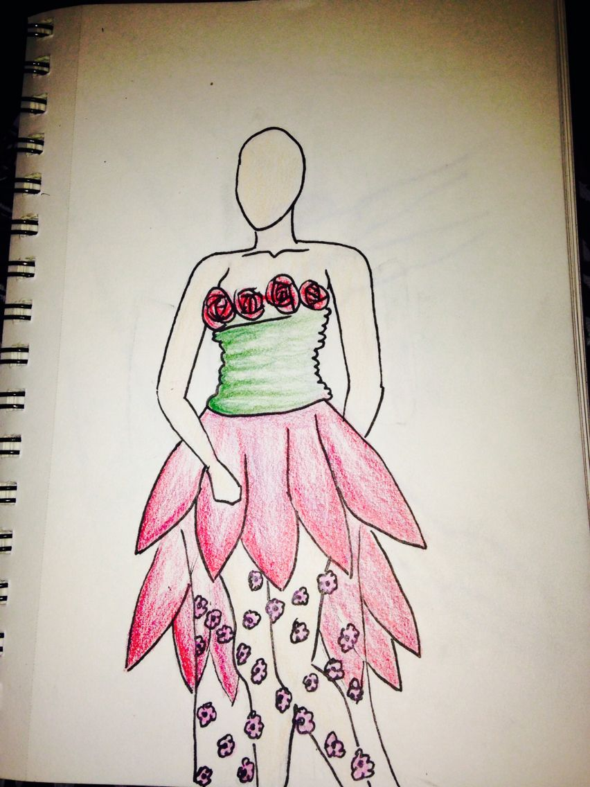 Outfit design (mine)