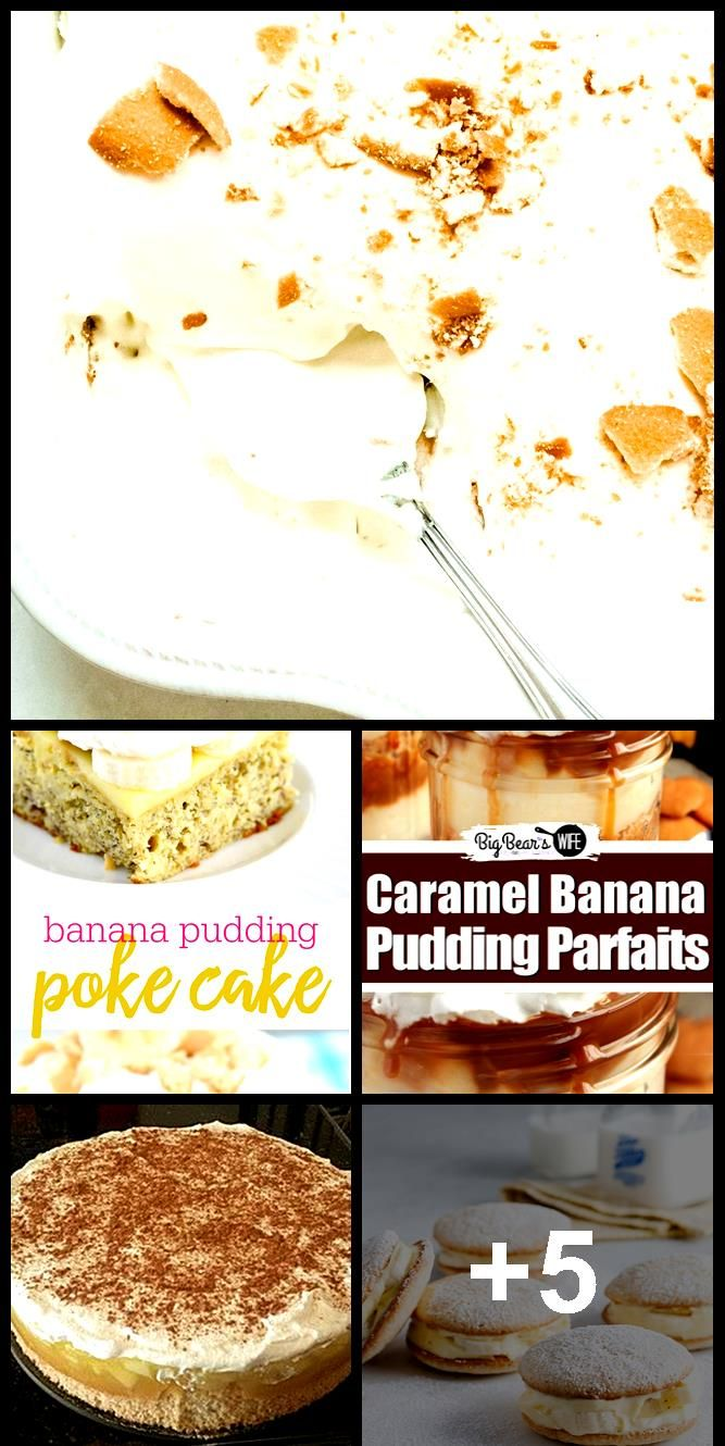Banana Pudding Whoopie Pies Banana Pudding Whoopie Pies,