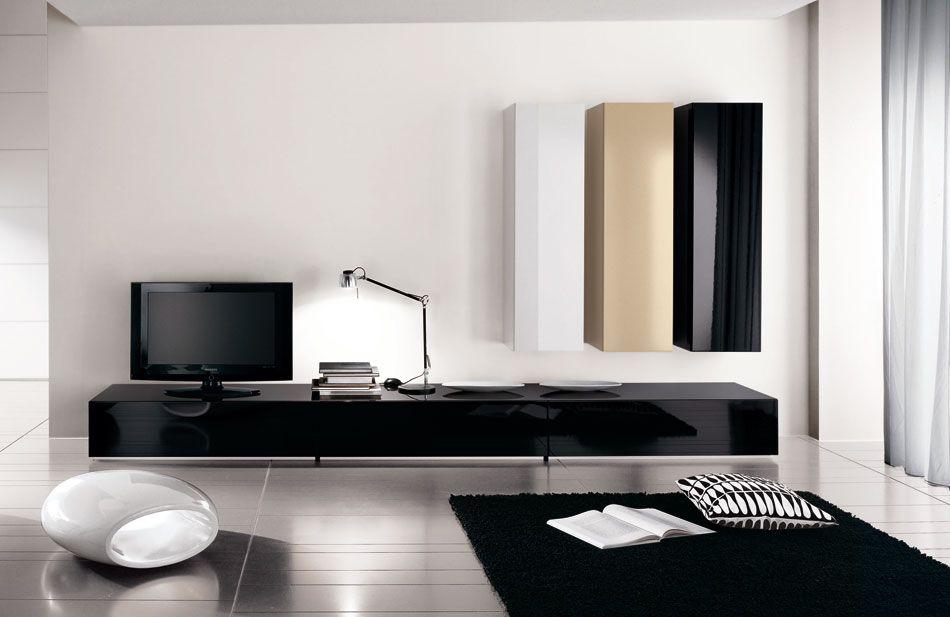cozy black living room design idea  | home decor/furniture