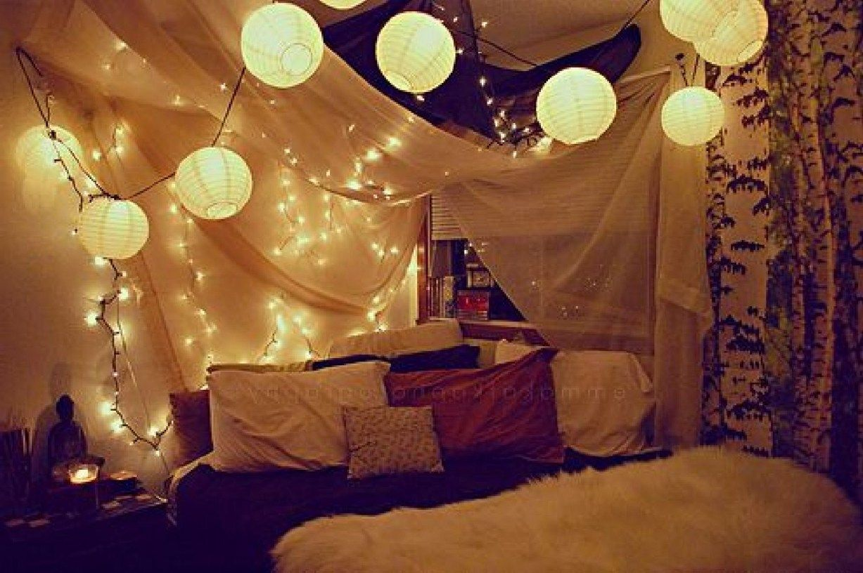 Top 10 Bedroom Lighting Ideas Tumblr